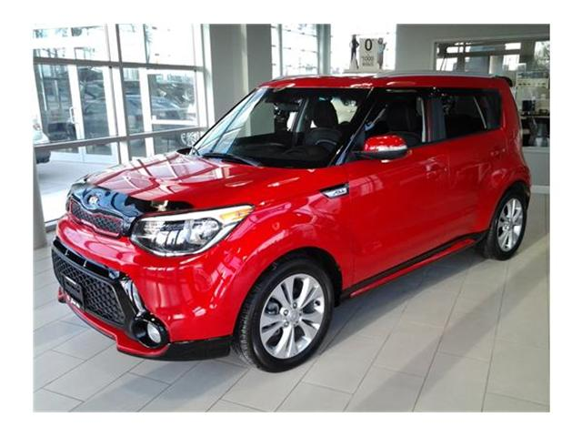 2015 Kia Soul EX (Stk: 159976) in Scarborough - Image 1 of 20