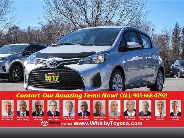 2017 Toyota Yaris  (Stk: U8023) in Whitby - Image 1 of 23