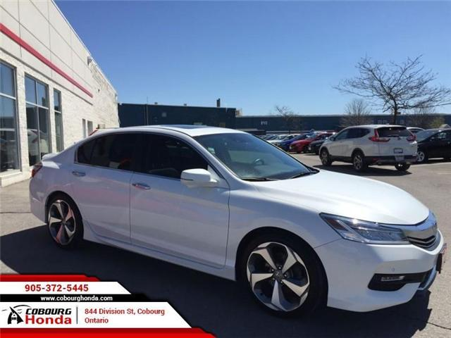 2016 Honda Accord Touring (Stk: 18310A) in Cobourg - Image 1 of 21