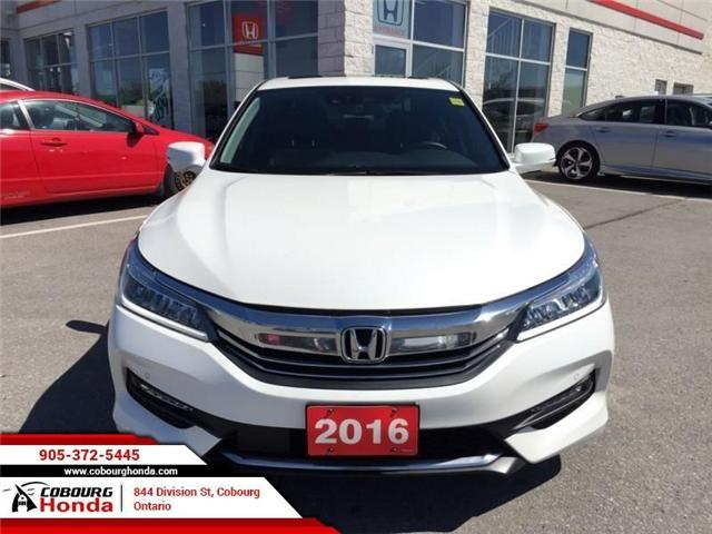 2016 Honda Accord Touring (Stk: 18310A) in Cobourg - Image 2 of 21
