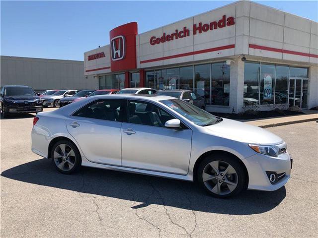 2012 Toyota Camry SE (Stk: U04618) in Goderich - Image 1 of 16