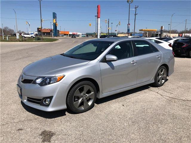 2012 Toyota Camry SE (Stk: U04618) in Goderich - Image 2 of 16