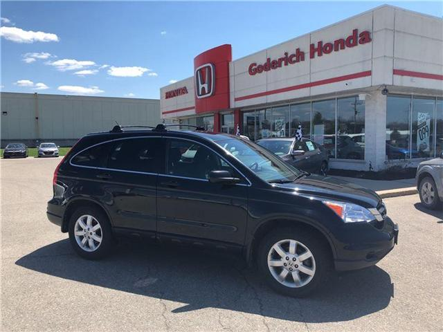2010 Honda CR-V LX (Stk: U05218) in Goderich - Image 1 of 13