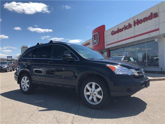 2010 Honda CR-V LX (Stk: U05218) in Goderich - Image 2 of 13