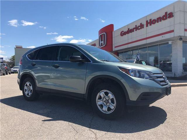 2013 Honda CR-V LX (Stk: U04318) in Goderich - Image 2 of 18