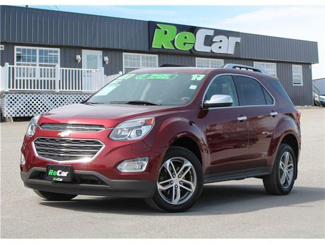 2017 Chevrolet Equinox Premier (Stk: 180499A) in Fredericton - Image 1 of 27