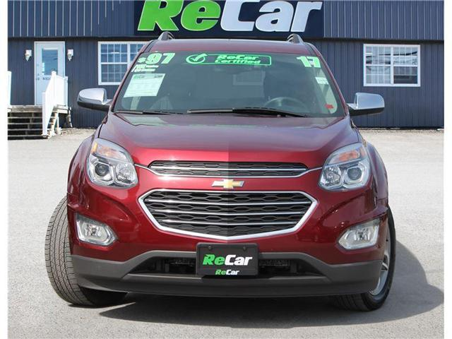 2017 Chevrolet Equinox Premier (Stk: 180499A) in Fredericton - Image 2 of 27