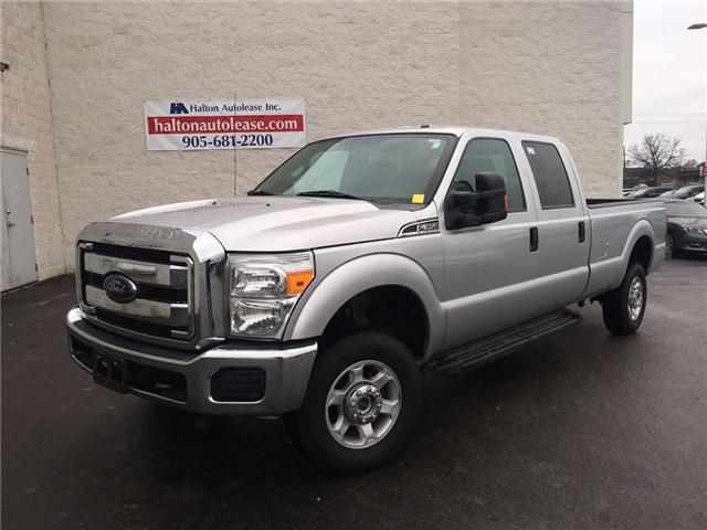 2015 Ford F-350 XLT (Stk: 309298) in Burlington - Image 1 of 6
