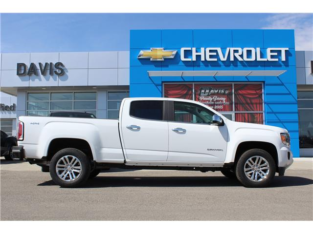 2018 GMC Canyon SLT (Stk: 188702) in Claresholm - Image 2 of 30