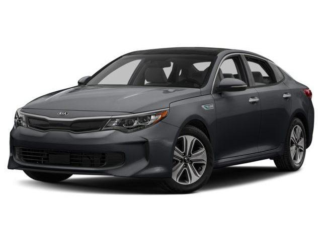 2018 Kia Optima Hybrid EX Premium (Stk: K18414) in Windsor - Image 1 of 9