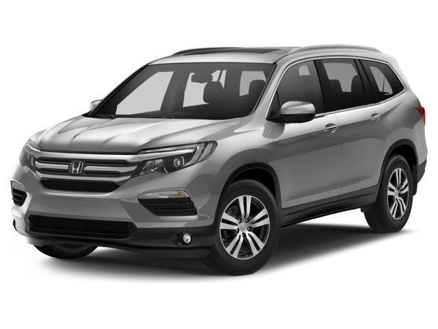 2018 Honda Pilot EX-L RES (Stk: N13964) in Kamloops - Image 1 of 1