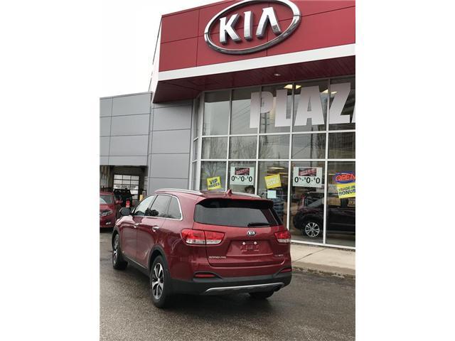 2017 Kia Sorento 2.0L EX (Stk: 4306) in Richmond Hill - Image 2 of 4