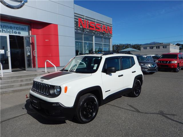 2015 Jeep Renegade Sport (Stk: N87-0933A) in Chilliwack - Image 1 of 18