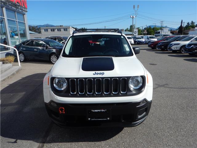 2015 Jeep Renegade Sport (Stk: N87-0933A) in Chilliwack - Image 2 of 18