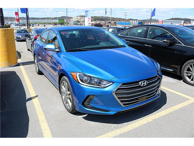 2018 Hyundai Elantra Limited (Stk: 82973) in Saint John - Image 1 of 3