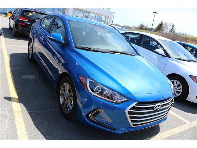 2018 Hyundai Elantra GL (Stk: 82986) in Saint John - Image 1 of 3
