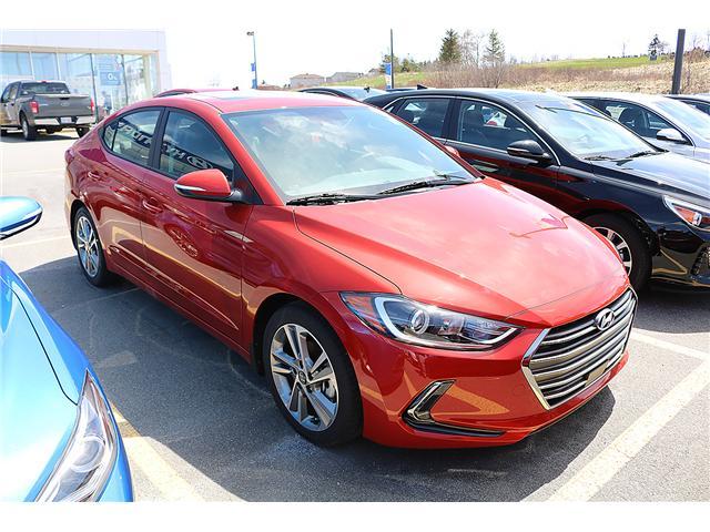 2018 Hyundai Elantra GLS (Stk: 82955) in Saint John - Image 1 of 3