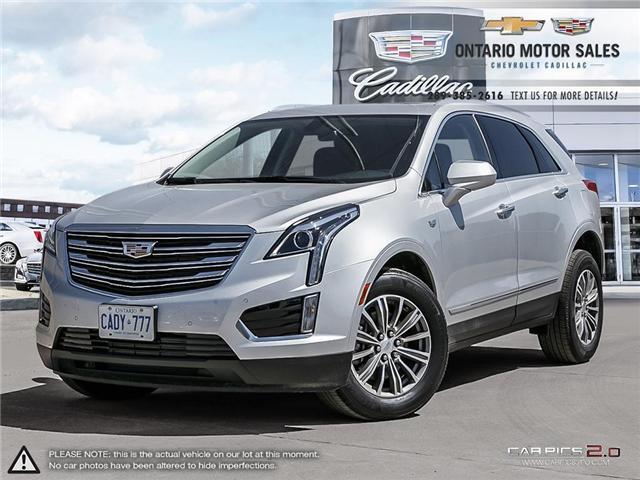 2018 Cadillac XT5 Luxury (Stk: 8229642) in Oshawa - Image 1 of 19
