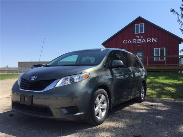 2013 Toyota Sienna LE 8 Passenger (Stk: 18234A) in Walkerton - Image 1 of 4