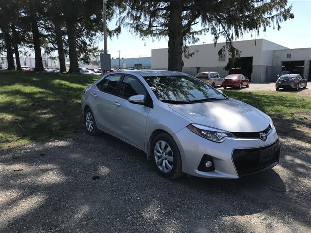 2015 Toyota Corolla S (Stk: 18124B) in Walkerton - Image 2 of 4