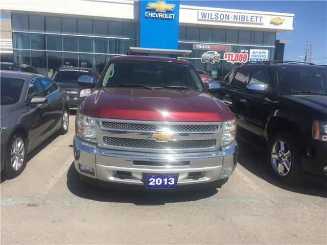 2013 Chevrolet Silverado 1500 LT (Stk: U117904) in Richmond Hill - Image 2 of 3