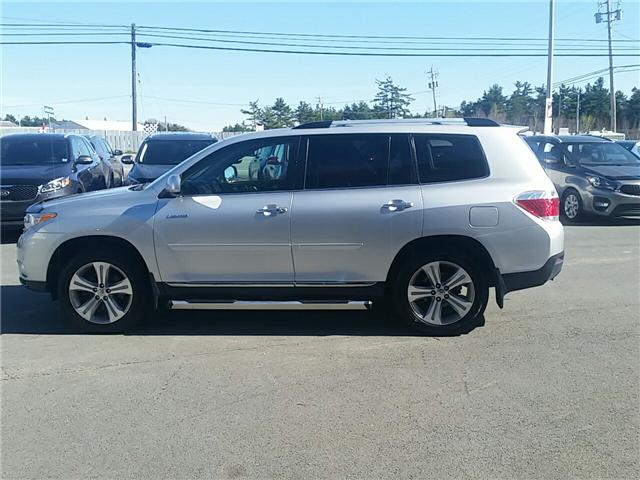 2013 Toyota Highlander V6 Limited (Stk: U947) in Hebbville - Image 2 of 24