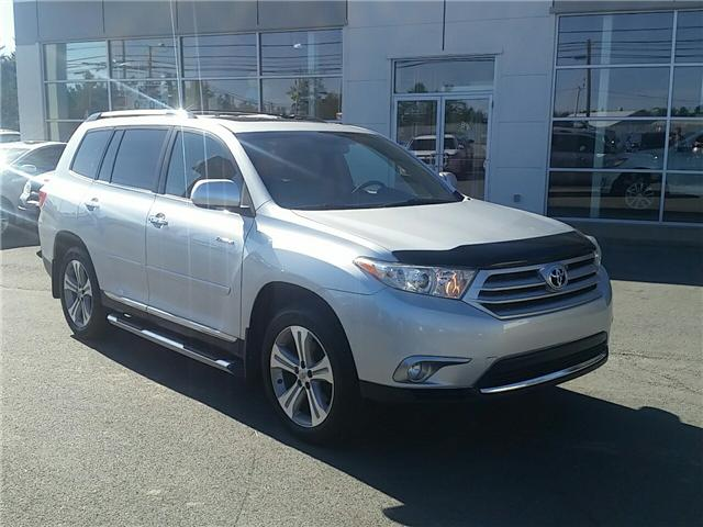 2013 Toyota Highlander V6 Limited (Stk: U947) in Hebbville - Image 1 of 24