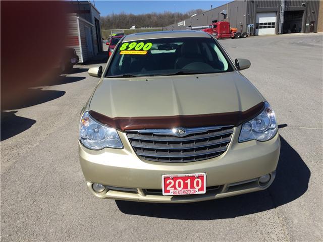 2010 Chrysler Sebring Touring (Stk: 2334) in Kingston - Image 1 of 12