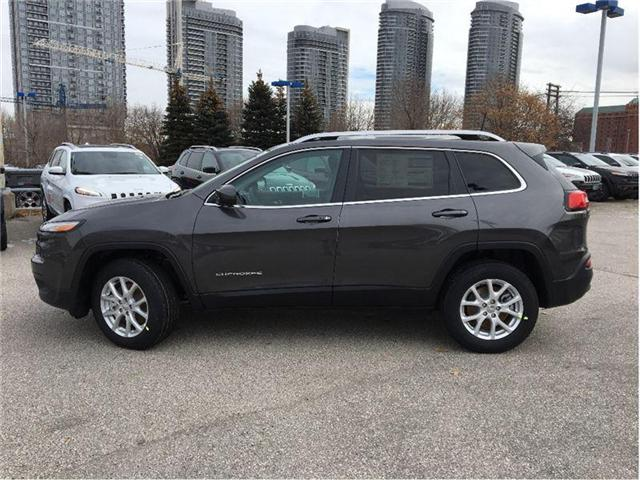 2018 Jeep Cherokee North (Stk: 184013) in Toronto - Image 2 of 22