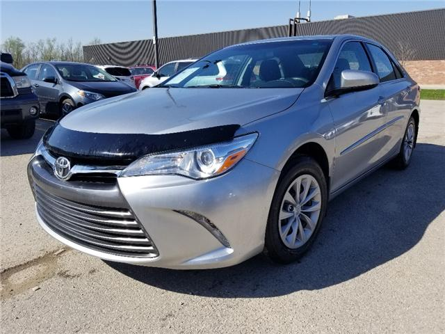 2016 Toyota Camry LE (Stk: U00684) in Guelph - Image 1 of 22