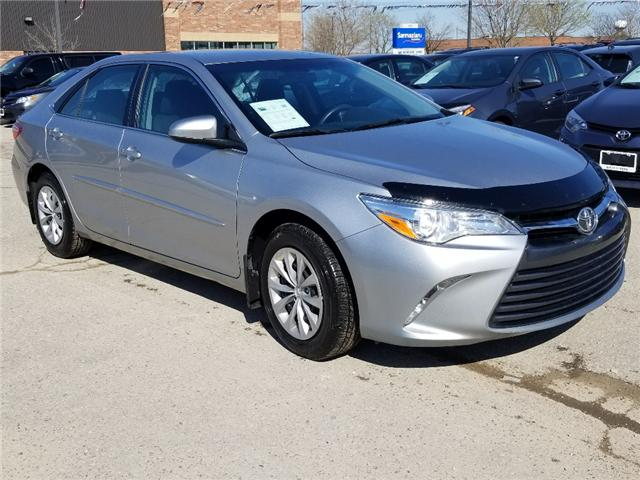 2016 Toyota Camry LE (Stk: U00684) in Guelph - Image 4 of 22