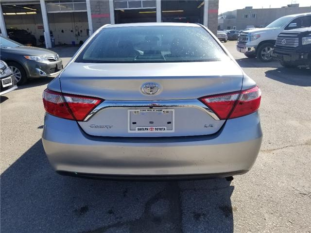 2016 Toyota Camry LE (Stk: U00684) in Guelph - Image 7 of 22