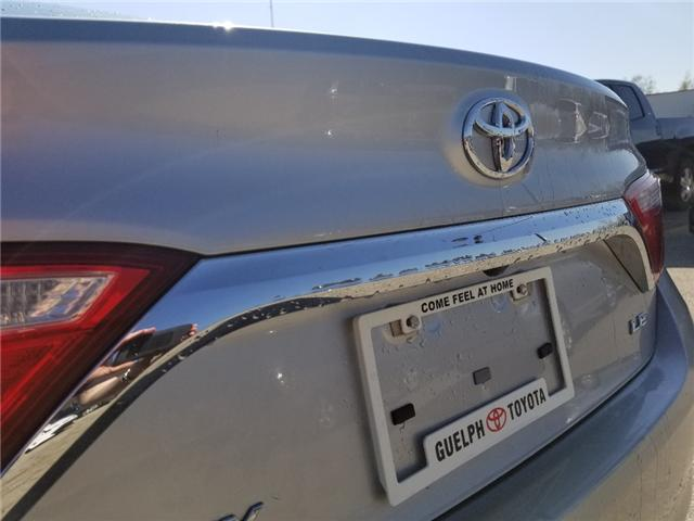 2016 Toyota Camry LE (Stk: U00684) in Guelph - Image 9 of 22