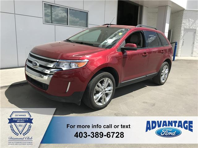 2013 Ford Edge SEL (Stk: H-1685A) in Calgary - Image 1 of 10
