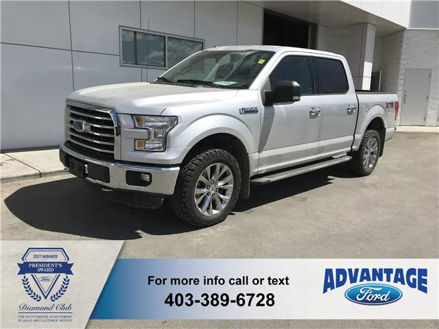 2015 Ford F-150 XLT (Stk: T22417) in Calgary - Image 1 of 10