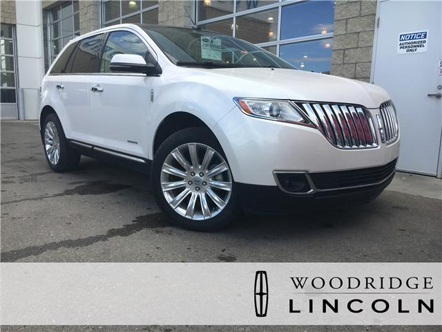 2012 Lincoln MKX Base (Stk: J-131A) in Calgary - Image 1 of 21