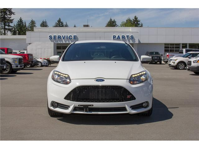 2014 Ford Focus ST Base (Stk: 8ES4760A) in Surrey - Image 2 of 28