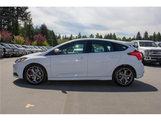 2014 Ford Focus ST Base (Stk: 8ES4760A) in Surrey - Image 4 of 28