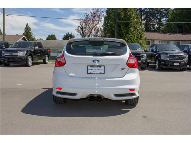 2014 Ford Focus ST Base (Stk: 8ES4760A) in Surrey - Image 6 of 28