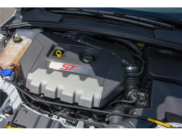 2014 Ford Focus ST Base (Stk: 8ES4760A) in Surrey - Image 9 of 28