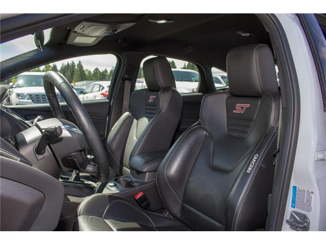 2014 Ford Focus ST Base (Stk: 8ES4760A) in Surrey - Image 12 of 28