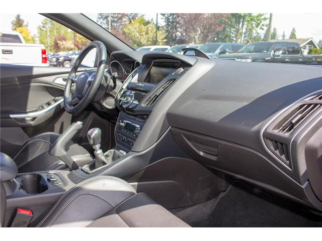 2014 Ford Focus ST Base (Stk: 8ES4760A) in Surrey - Image 18 of 28