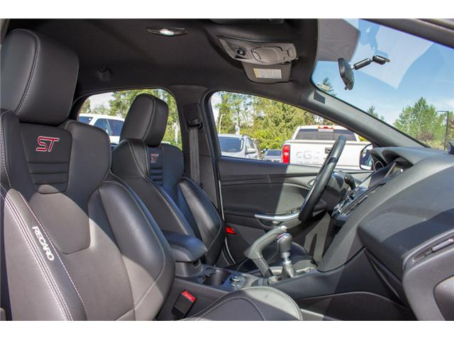 2014 Ford Focus ST Base (Stk: 8ES4760A) in Surrey - Image 19 of 28