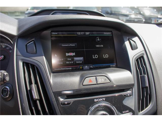 2014 Ford Focus ST Base (Stk: 8ES4760A) in Surrey - Image 24 of 28