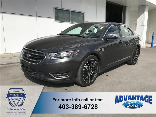 2017 Ford Taurus Limited (Stk: 5204) in Calgary - Image 1 of 10