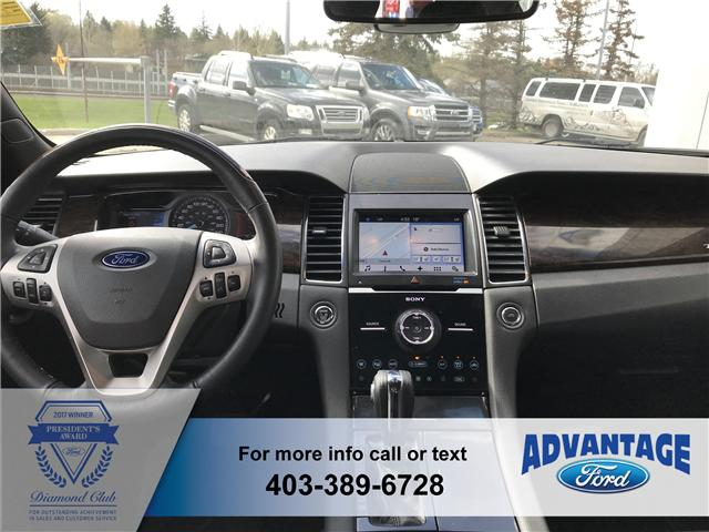 2017 Ford Taurus Limited (Stk: 5204) in Calgary - Image 2 of 10