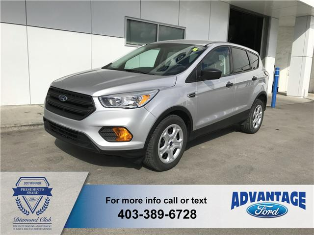 2017 Ford Escape S (Stk: J-481A) in Calgary - Image 1 of 10