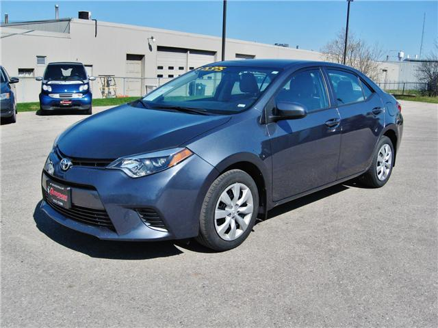 2016 Toyota Corolla LE (Stk: 1329) in Orangeville - Image 2 of 20