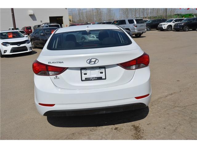 2015 Hyundai Elantra GL (Stk: 6899) in Moose Jaw - Image 4 of 23