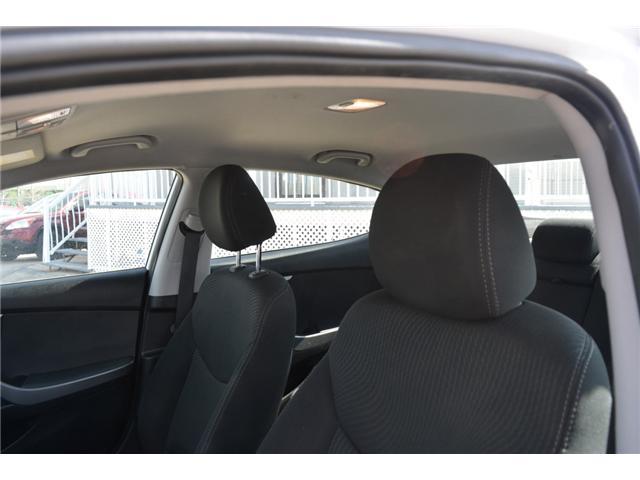 2015 Hyundai Elantra GL (Stk: 6899) in Moose Jaw - Image 6 of 23